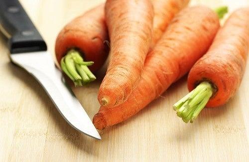 4 leckere Rezepte mit Karotten