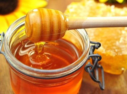 Bienenhonig ist natürlich und gesund