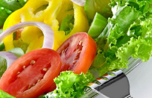 Gemüse frisch halten
