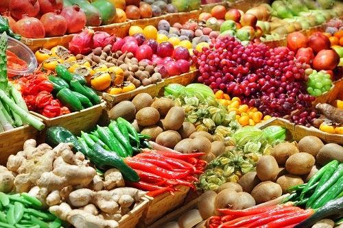 Früchte-Gemüse