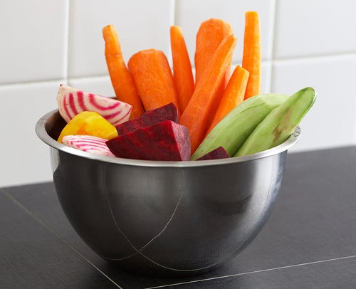 Gemüse bei Hiatushernie