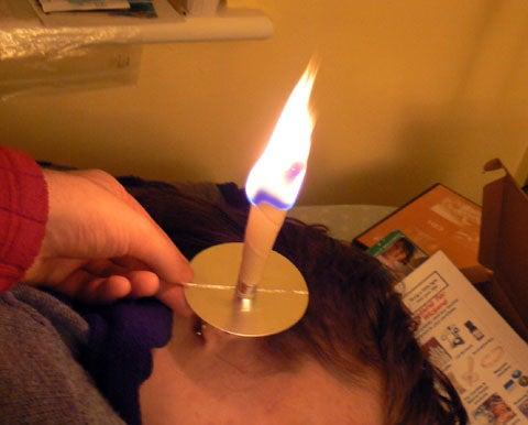 Hopi-Kerzen gegen Tinnitus