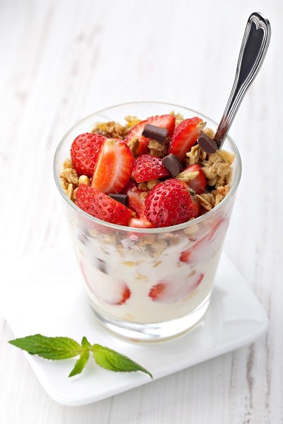 Joghurt während der Menstruation