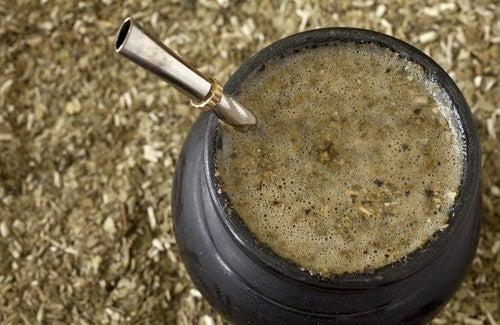 Die reinigende Wirkung des Mate-Tees