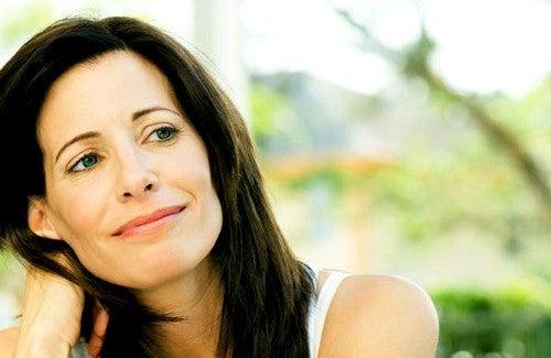 Frau-Menopause
