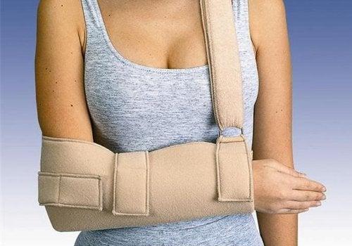 Sehnenscheidenentzündung-Arm