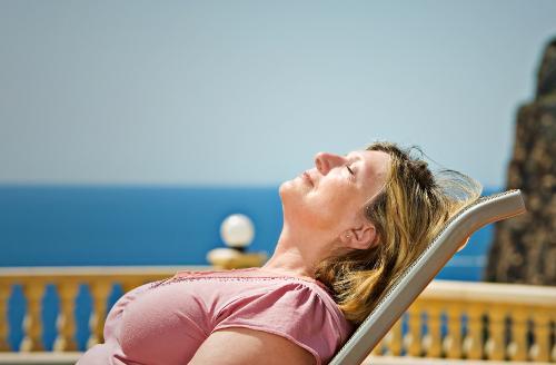 Sonnenbad gegen Schuppenflechte