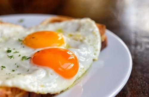 Hühnereier – vielfältig und gesund