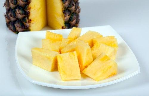 4 kalorienarme Rezepte mit frischer Ananas