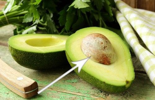 Der Avocadokern als Naturheilmittel
