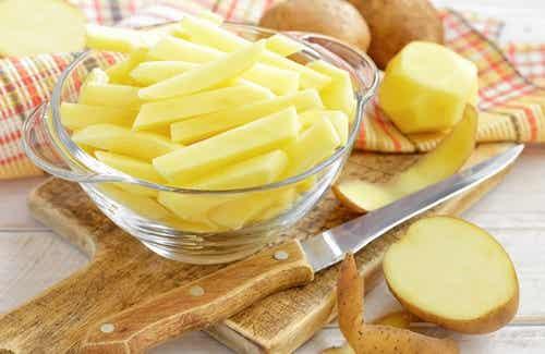 Kartoffeln - lecker und gesund