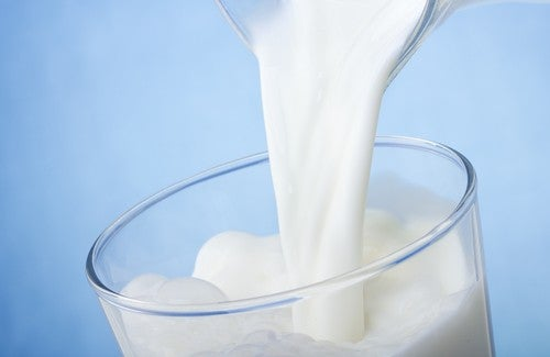 Hausmittel mit Milch