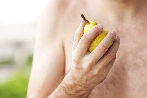 Eine Birne täglich schützt das Herz