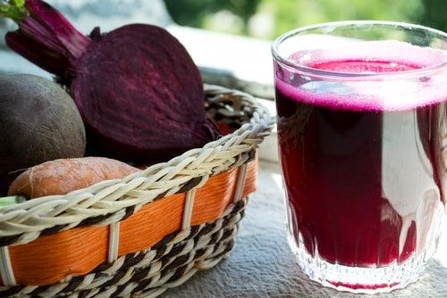 Rote Beete gegen erhöhte Cholesterinwerte