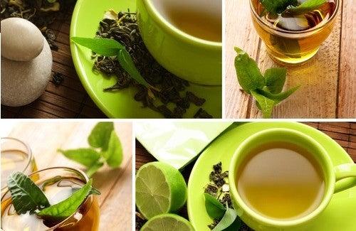 Blutzuckersenkende Tees