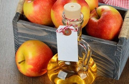 Wie Apfelessig beim Abnehmen helfen kann