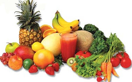 Harntreibende Lebensmittel