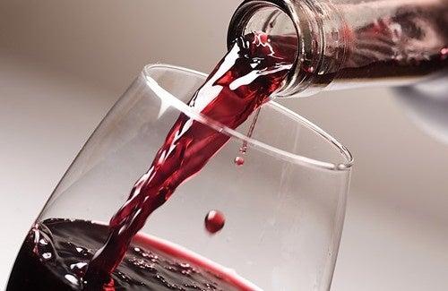 Jeden Tag ein Gläschen Rotwein?