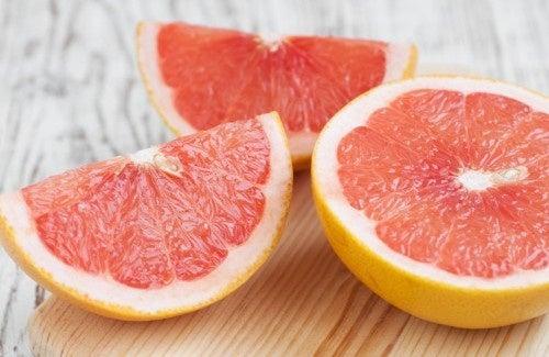 Abnehmen mit Grapefruit