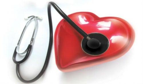 Immer gut auf die Herzgesundheit achten