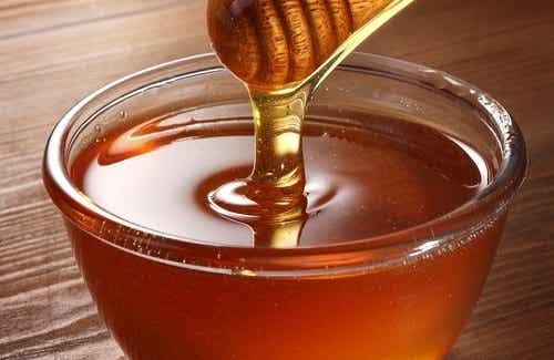 Honig gegen Nervosität