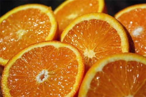 Orangen Flavonoide