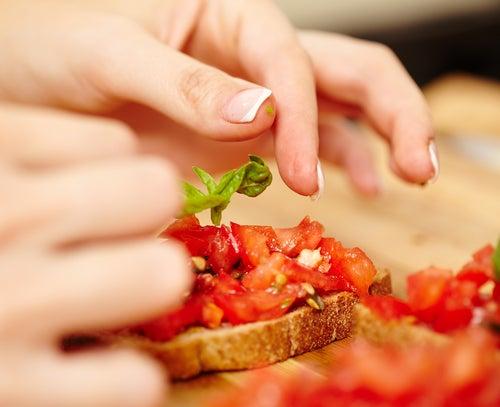 Tomate ist gut zur Gewichtsreduktion