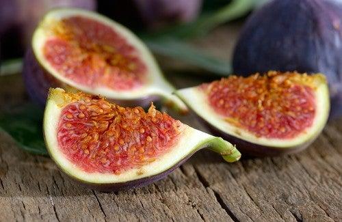 Früchte zur Entwässerung