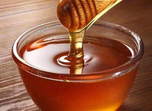 Honig für Haarspülungen