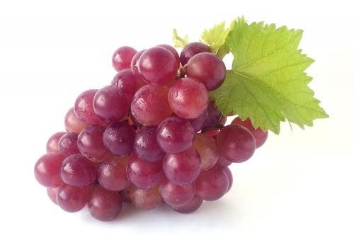 Der tägliche Genuss von Trauben wirkt sich positiv auf unsere Gesundheit aus
