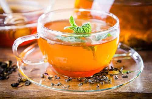 Richtige Zubereitung von Tee