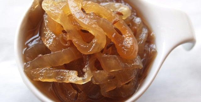 Rezept für Zwiebelmarmelade