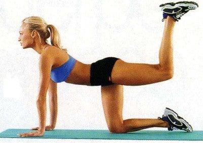 Übungen, um das Fett an den Hüften loszuwerden