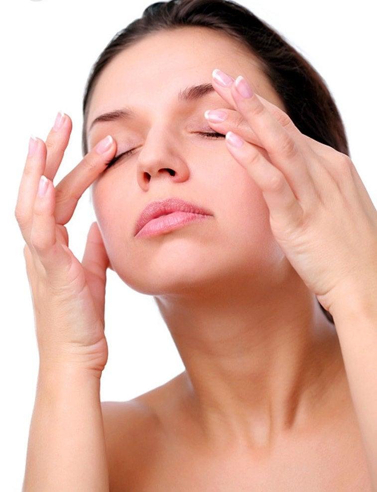 Augenentspannung