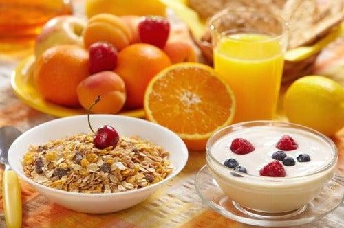 Ausgewogenes-Frühstück