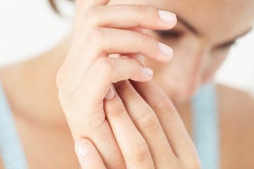 Gründe für geschwollene Finger