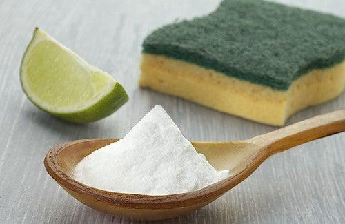 Natriumhydrogencarbonat als Reinigungsmittel