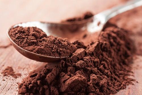 Kakao für Schokolade