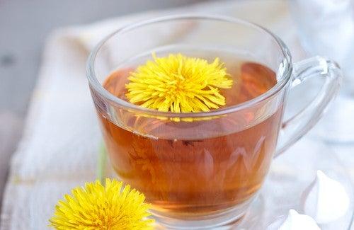 5 leberreinigende Tees