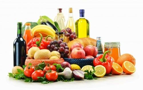 Gesunde Ernährung ist gut für die Hüfte