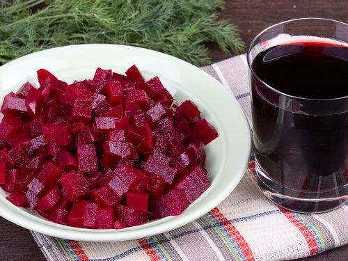 Rote-Beete-Saft