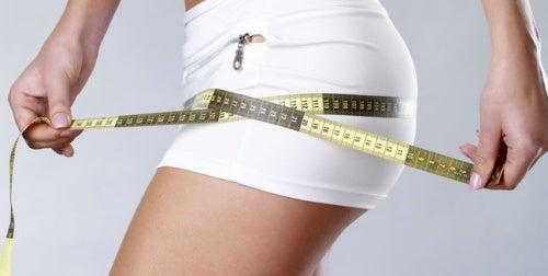 Empfehlungen für weniger Fett an den Hüften