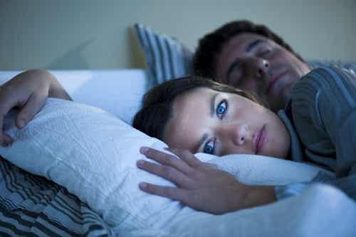 Schlaflose Nacht: Was tun?