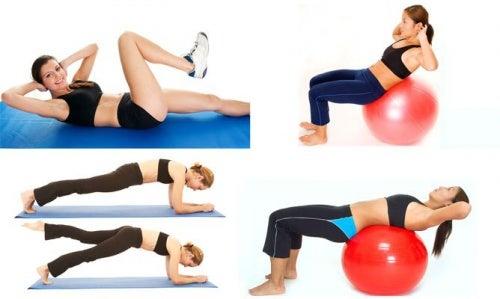 Übungen-für-die-Bauchmuskulatur