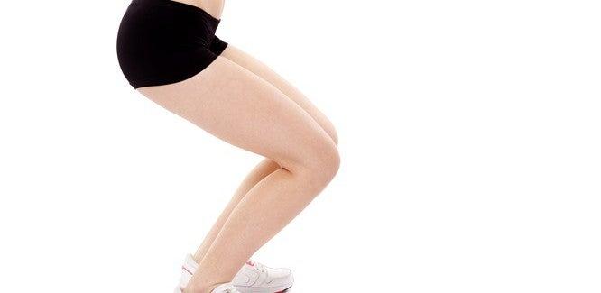 Geeignete Übungen, um die Beine zu straffen