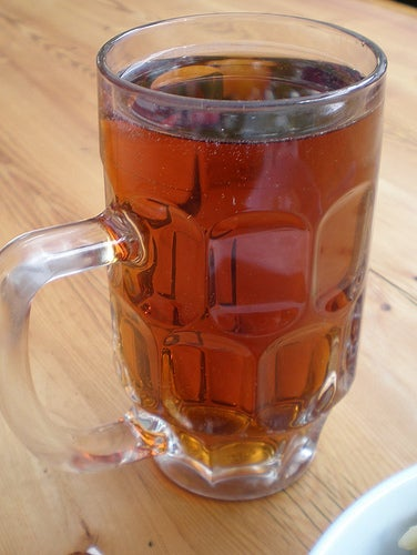 Fermentiertes-Getränk