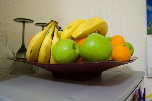 Früchte-Banane