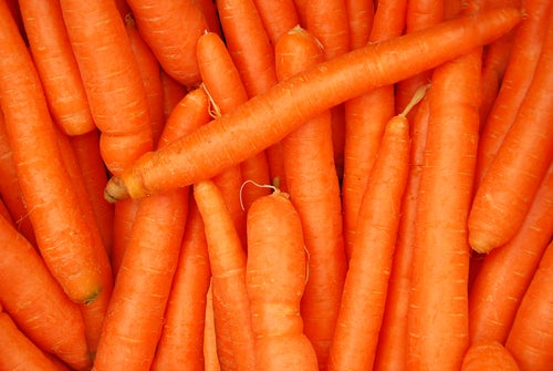 Karotten gegen Osteoporose