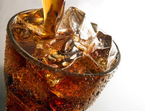Kohlensäurehaltige-Getränke