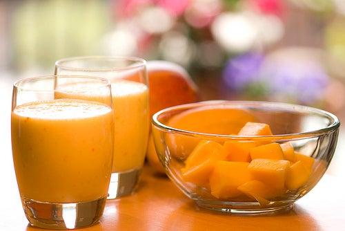 Orangensmoothie